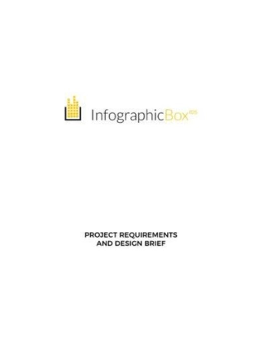 Project Requirements and Design Brief Template Example