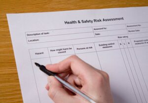 Safety Risk Assessment Examples in PDF
